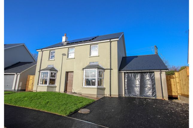 Detached house for sale in Templeton, Narberth