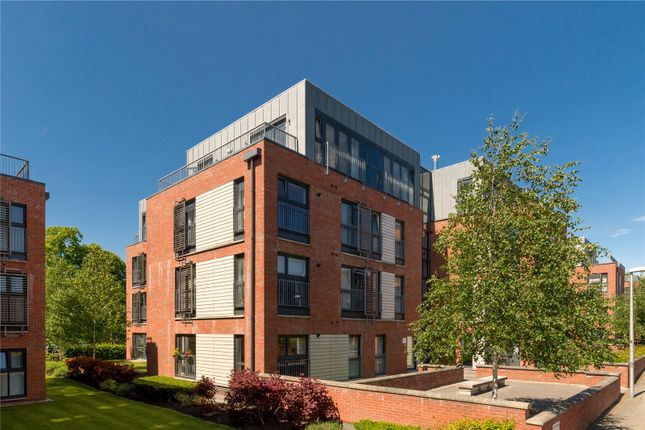 Thumbnail 3 bed flat for sale in Fettes Rise, Edinburgh