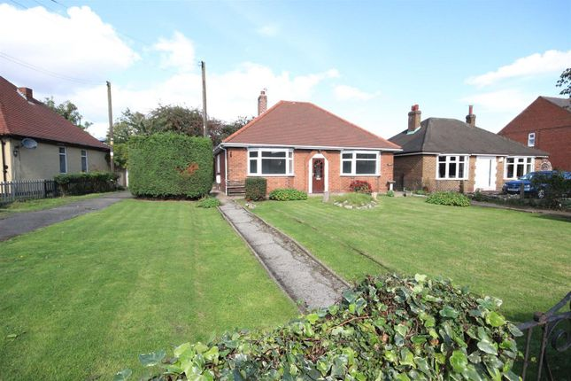 Thumbnail Detached bungalow for sale in Nutwell Lane, Armthorpe, Doncaster
