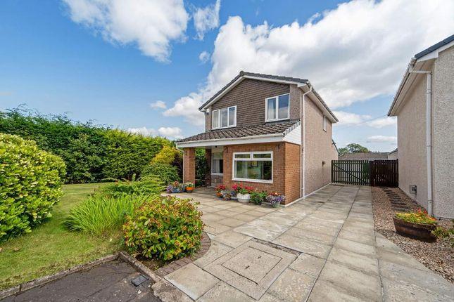 External of David Place, Garrowhill G69
