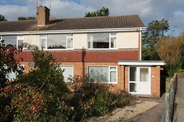 Thumbnail Property to rent in Michaels Way, Hythe, Southampton