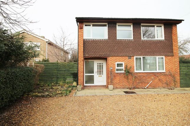 Thumbnail Detached house to rent in Gidding Road, Sawtry, Huntingdon