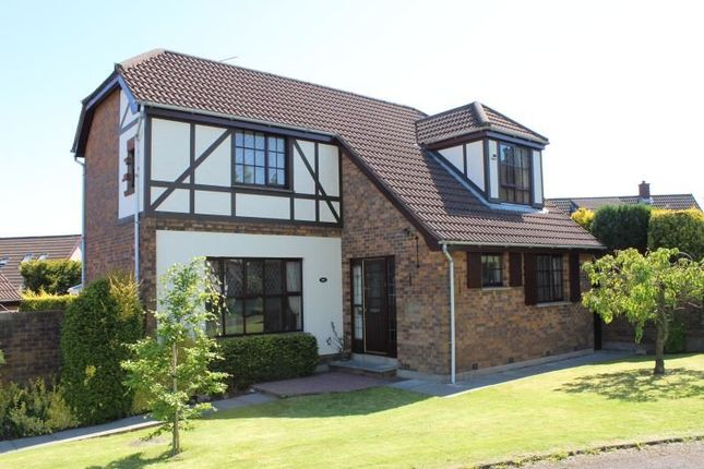 Thumbnail Detached house for sale in Sherwood Parks, Newtownabbey