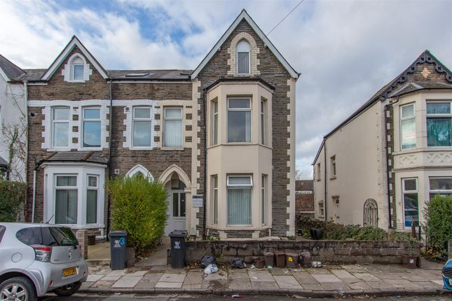 Thumbnail Property to rent in Gordon Road, Cathays, Cardiff