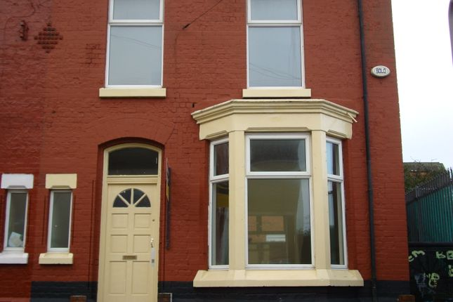 3 bed end terrace house to rent in St Andrew Road, Liverpool