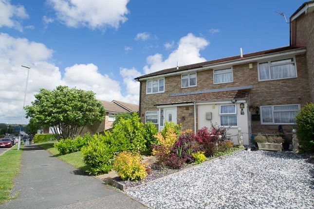 Thumbnail Terraced house for sale in Maywood Avenue, Eastbourne