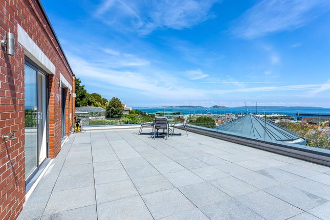 Thumbnail Flat for sale in Apartment 32, One St Julian's Avenue, St Peter Port
