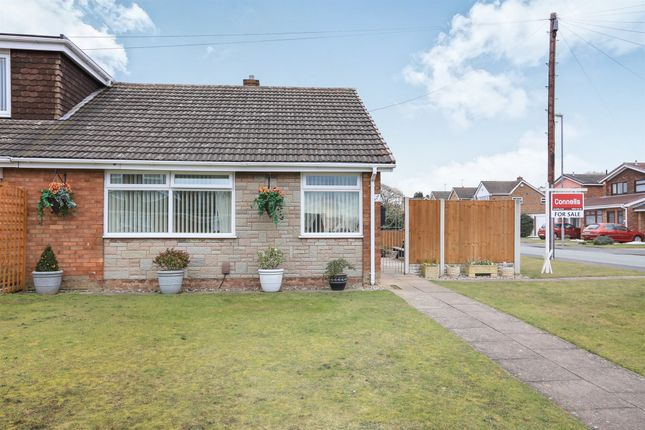 Thumbnail Semi-detached bungalow for sale in Fenn Rise, Summer Hayes, Willenhall