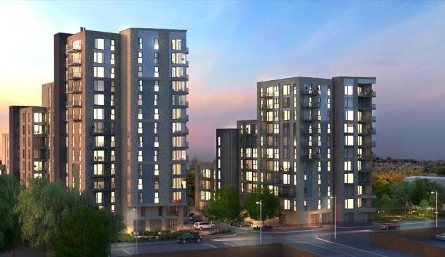 Thumbnail Flat for sale in Altitude, Hornsey