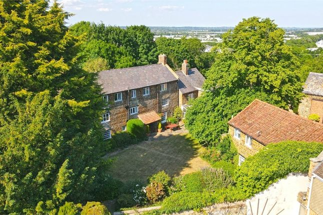 Thumbnail Detached house for sale in Back Lane, Hardingstone, Northampton
