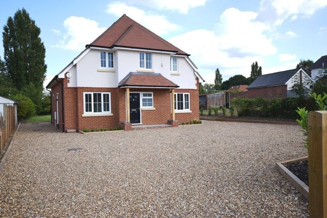 Thumbnail Detached house for sale in Glaziers Lane, Normandy, Guildford, Surrey