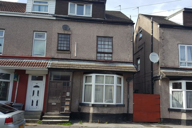 Thumbnail 1 bed flat to rent in Moss Bank, Crumpsall, Manchester