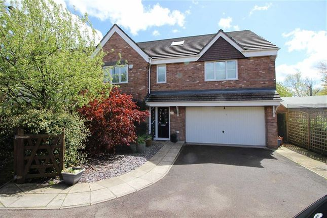 Thumbnail Detached house to rent in Maple Drive, Monmouth