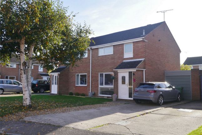 3 bed semi-detached house for sale in Plantation Crescent, Bredon, Tewkesbury