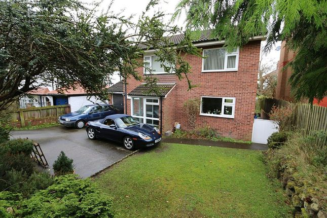 Thumbnail Detached house for sale in Village Road, West Kirby, Wirral, Merseyside