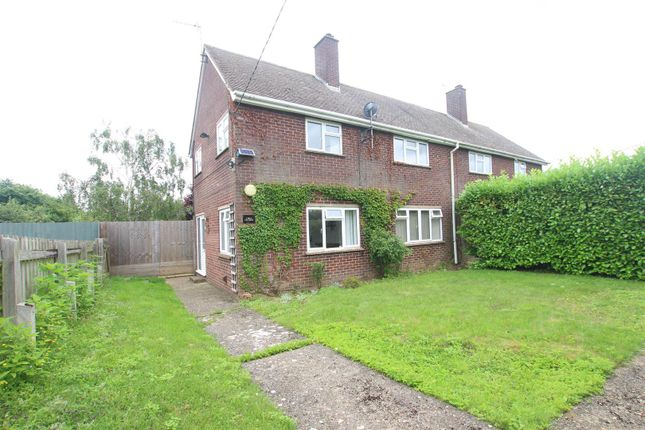 3 bed semi-detached house to rent in Mill Cottages, Royston Road, Barkway SG8