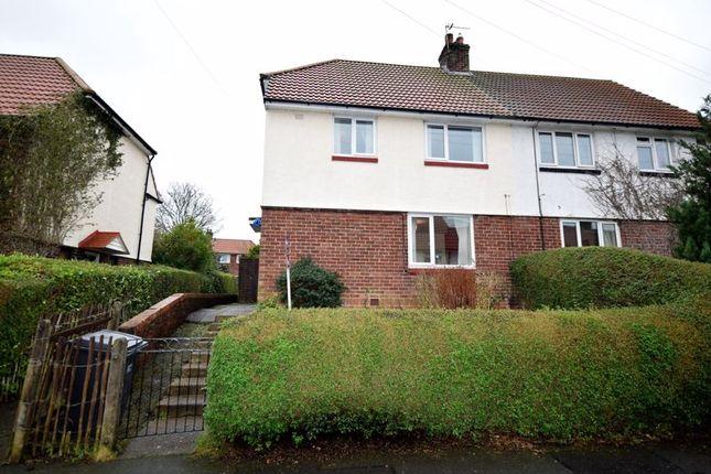 Thumbnail Semi-detached house to rent in Hallaway, Belah, Carlisle
