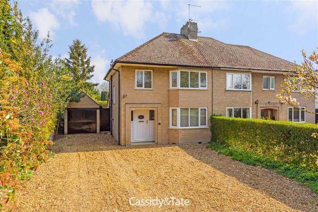 Thumbnail Semi-detached house to rent in Paradise Lane, Kettering, Northamptonshire