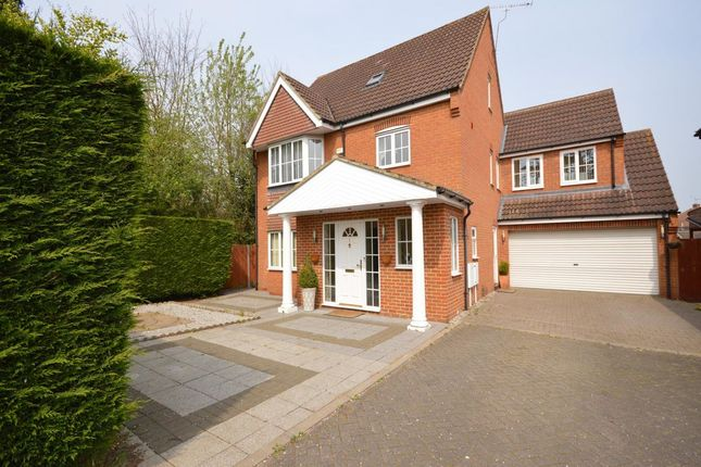 Thumbnail Detached house to rent in Wheatley Drive, Watford