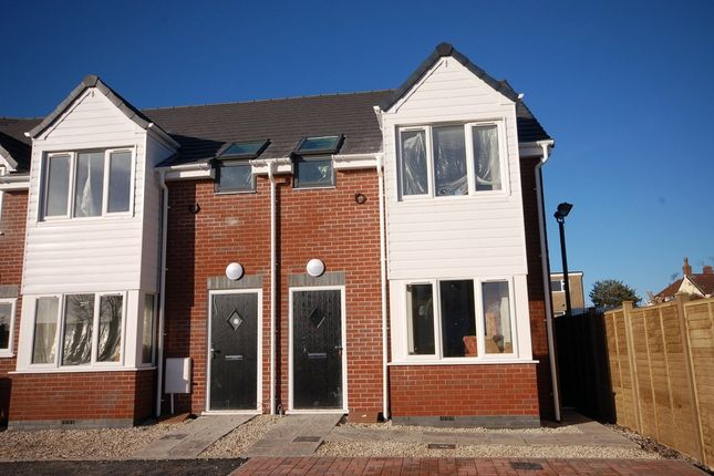 Thumbnail End terrace house for sale in Soundwell Road, Kingswood, Bristol