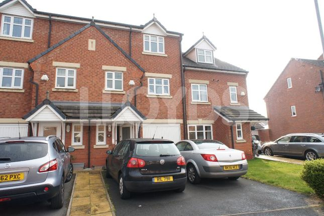 Thumbnail Town house to rent in The Spires, Eccleston, St Helens