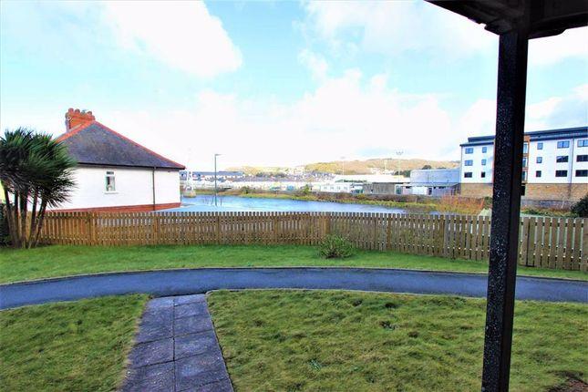Thumbnail Flat for sale in Plas Yr Afon, Trefechan, Aberystwyth