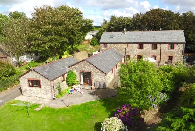 Thumbnail Detached house for sale in St. Tudy, Bodmin