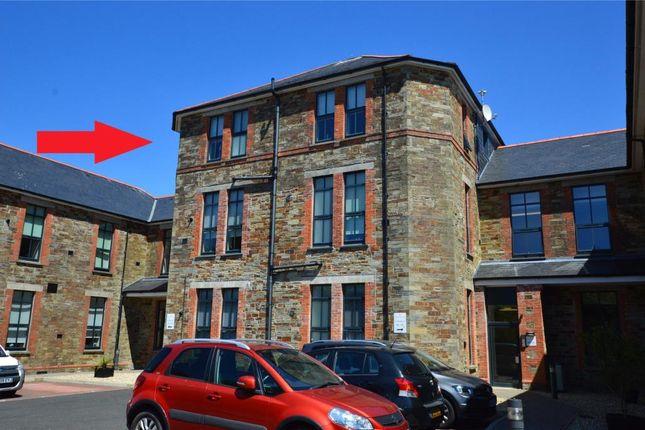 Thumbnail Flat for sale in Lamellion Court, Liskeard, Cornwall