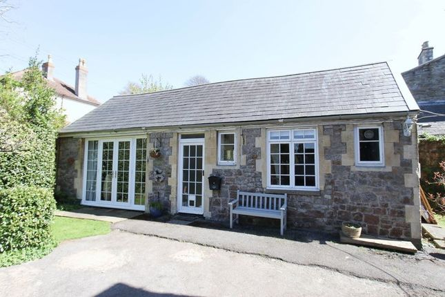 Thumbnail Detached bungalow for sale in Linden Road, Clevedon