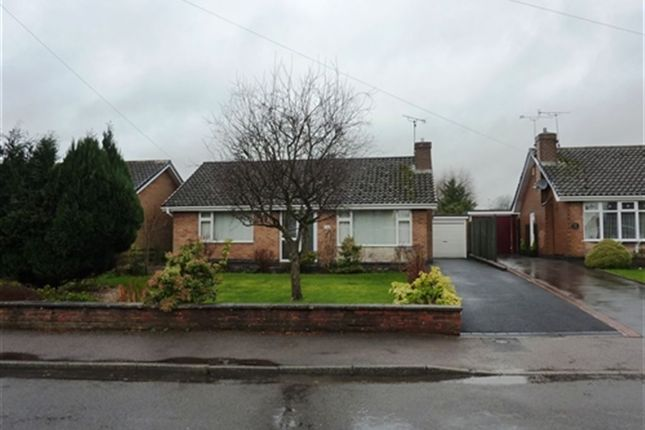 Thumbnail Bungalow to rent in Linden Avenue, Clay Cross, Chesterfield, Derbyshire