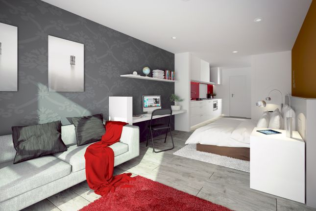 2 Bedrooms Property for sale in Salisbury Place Apartments, Liverpool, L3 8QE
