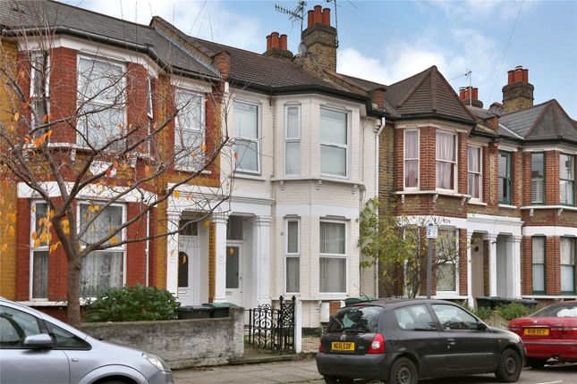 Thumbnail Flat for sale in Courcy Road, Harringay, London