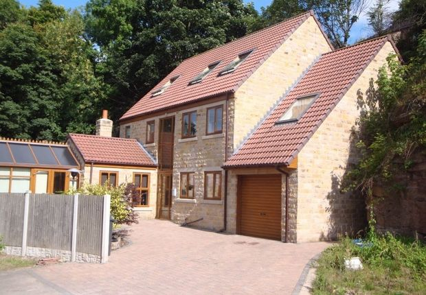 Thumbnail Detached house for sale in The Old School Yard, School Hill, Whiston, Rotherham, South Yorkshire