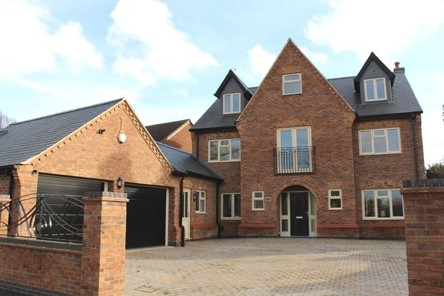 Thumbnail Detached house for sale in Bulkington, Warwickshire