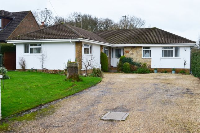 Thumbnail Detached bungalow for sale in Hazel Road, Ash Green