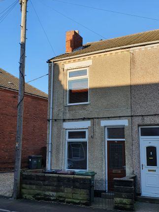 Thumbnail End terrace house to rent in Selwyn Street, Bolsover