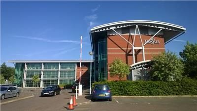 Thumbnail Office to let in Regus House, Herons Way, Chester, Cheshire