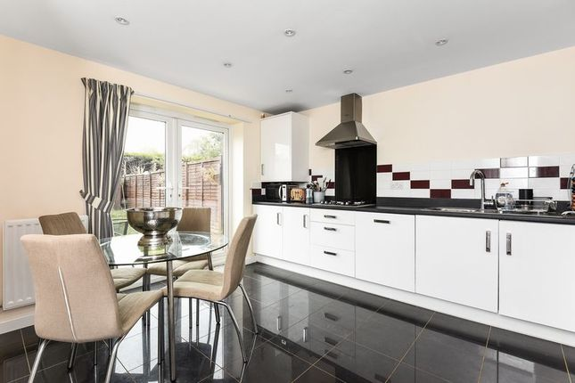 Thumbnail Semi-detached house for sale in Millers Way, Middleton Cheney, Banbury