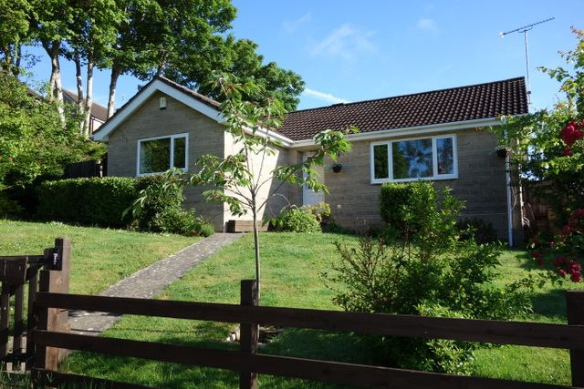 Thumbnail Detached bungalow to rent in West Hill, Wincanton, Somerset