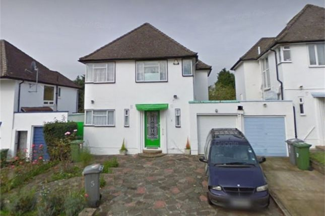 Thumbnail 5 bed detached house to rent in Mayfields, Wembley
