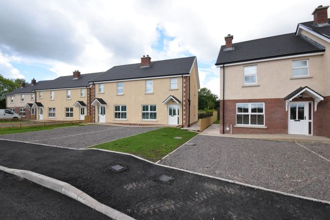 Thumbnail Semi-detached house for sale in Hutton Drive, Beragh, Omagh