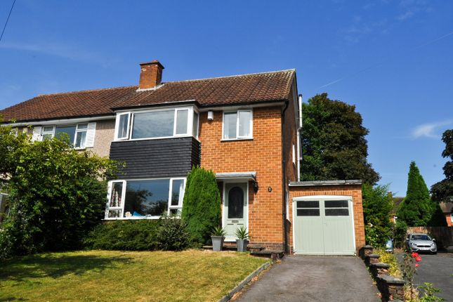 Thumbnail Semi-detached house for sale in Presthope Road, Bournville Village Trust, Selly Oak