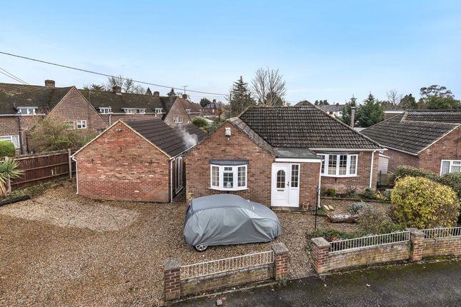 Thumbnail Detached bungalow for sale in Bourn Arch, Thatcham