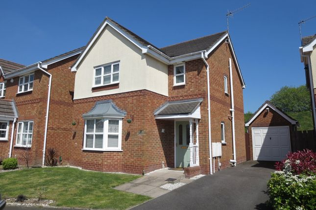 3 bed detached house for sale in Campian Way, Norton Heights, Stoke-On-Trent