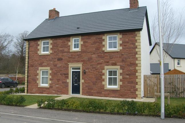 Thumbnail Detached house for sale in Loaning Dale Avenue, Biggar South, Lanarkshire
