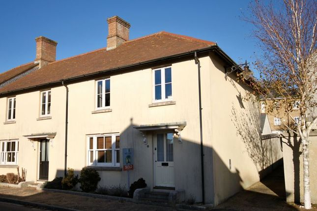 End terrace house for sale in Harewood Road, Poundbury
