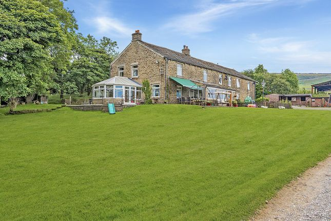 Thumbnail Property for sale in Edgworth Moor Farm, Broadhead Road, Turton, Bolton