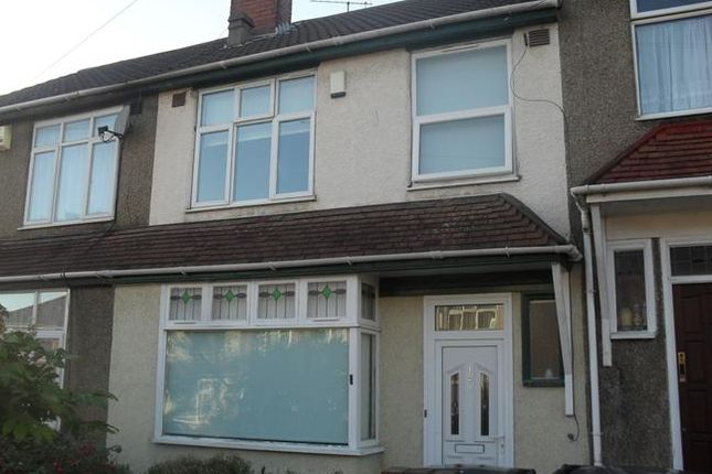 Thumbnail Semi-detached house to rent in Keys Avenue, Horfield, Bristol