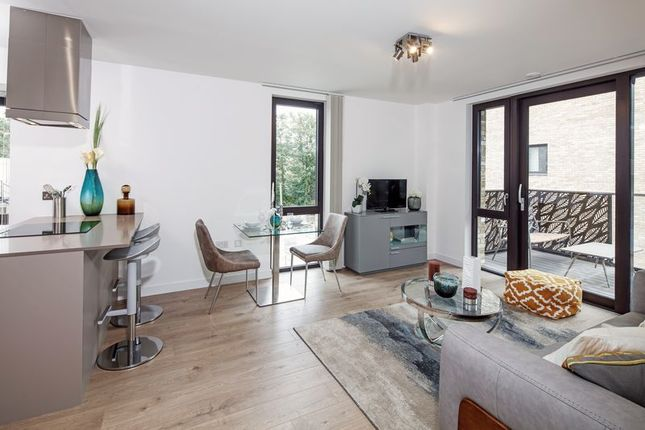 Thumbnail Flat to rent in L&Q @ The Pavilions, Caledonian Road