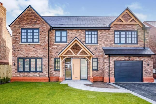 Thumbnail Detached house for sale in The Stables, Raby Road, Thornton Hough, Wirral